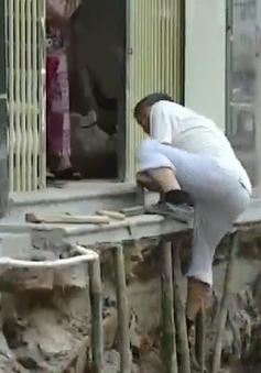 """Dự án chậm tiến độ, Hà Nội xuất hiện khu phố """"đánh đu"""""""