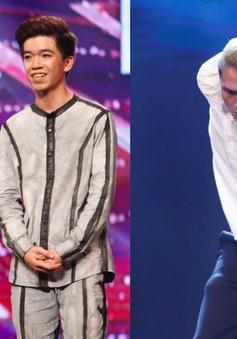 """Vietnam's Got Talent: Bộ đôi """"kẹo kéo"""" đối đầu chàng trai """"bẻ xương"""""""