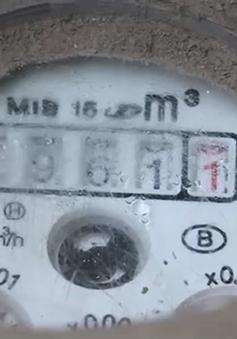 Choáng với hóa đơn nước... 19 triệu đồng/tháng của một gia đình ở Hà Nội