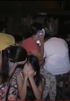 Ổn định trật tự xã hội, Philippines bắt giữ nhiều người say xỉn