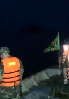 Chìm đò không số chở công nhân tại Vũng Tàu