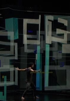 Amercia's Got Talent: Ngỡ ngàng màn múa kết hợp hiệu ứng 3D siêu ảo