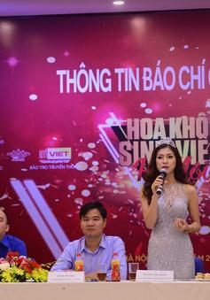 Cuộc thi Hoa khôi Sinh viên TP. Hà Nội 2016 chính thức khởi động
