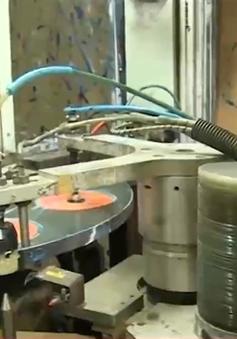 TP.HCM bắt vụ sản xuất băng đĩa lậu với quy mô cực lớn