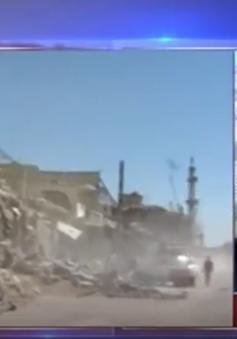 Lệnh ngừng bắn ở Syria có hiệu lực, Aleppo vẫn chưa yên tiếng súng