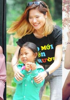 Các nữ MC, BTV của VTV gần gũi trong loạt ảnh đời thường