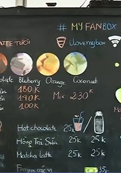 Độc đáo mô hình cửa hàng không người bán tại Hà Nội