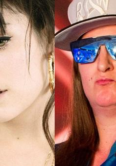 Lily Allen chỉ trích nữ rapper nổi loạn ở The X-Factor