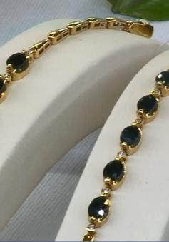 """Thiếu hụt vàng nguyên liệu """"trói chân"""" xuất khẩu vàng trang sức"""