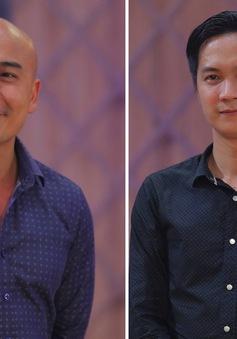 Hai Vua đầu bếp Thanh Hoà và Thanh Cường đối đầu nhau