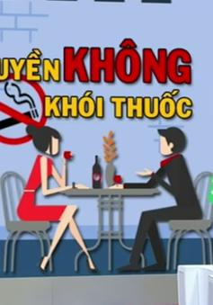 """Nhiều chủ nhà hàng, khách sạn ở Việt Nam """"nuông chiều"""" khách hút thuốc lá"""