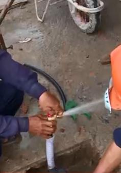 TP.HCM cung cấp nước sạch cho 100% hộ dân tại Bình Chánh