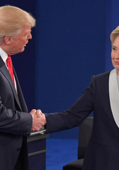 Những sự kiện quốc tế nổi bật tuần qua (17 – 23/10): Bà Clinton dần bỏ xa ông Trump