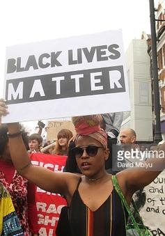 """Phong trào """"Black Lives Matter"""" và sự tác động đến quan điểm của người Mỹ"""