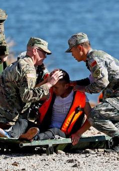 Trung Quốc - Mỹ diễn tập cứu trợ thảm họa