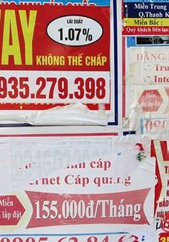 Đà Nẵng: Yêu cầu 154 doanh nghiệp không cho vay trái pháp luật