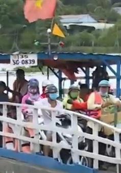Yêu cầu công bố đường dây nóng trên các phương tiện vận tải thủy