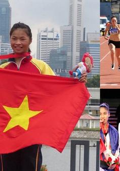 Năm 2016 – Dấu ấn từ những vận động viên trẻ Việt Nam