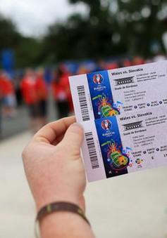 EURO 2016 và chuyện phe vé