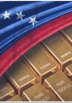 Venezuela bán vàng để cứu nền kinh tế