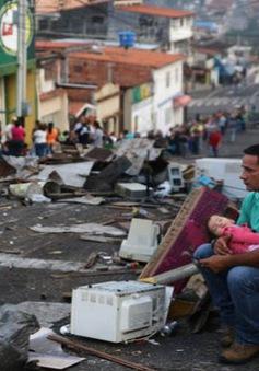 Tỷ lệ giết người tăng mạnh, người dân Venezuela sống trong sợ hãi