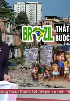 """Brazil sẽ """"thắt lưng buộc bụng"""" trong 20 năm tới"""