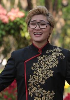 Vicky Nhung đem sắc Xuân vào MV mới