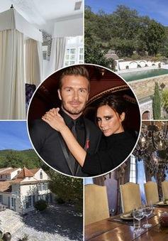 Ngắm biệt thự cổ giá 3 triệu USD của nhà Beckham