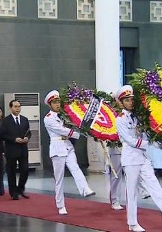 Tổ chức trọng thể lễ tang nguyên Phó Chủ tịch Quốc hội Trương Quang Được