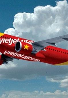 Hãng hàng không VietJet khai trương đường bay Tuy Hòa - Hà Nội
