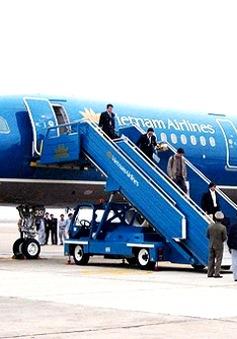 Nhiều chuyến bay giữa Việt Nam - Trung Quốc bị chậm vì không lưu quá tải