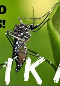 Mỹ cảnh báo số ca nhiễm virus Zika tăng nhanh