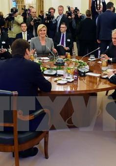 Bộ tứ Visegrad ủng hộ mở rộng EU
