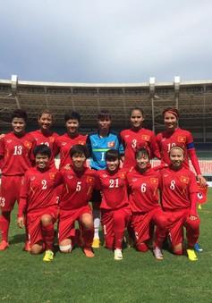 ĐT nữ Việt Nam tiếp tục thắng đậm tại giải bóng đá nữ ĐNA
