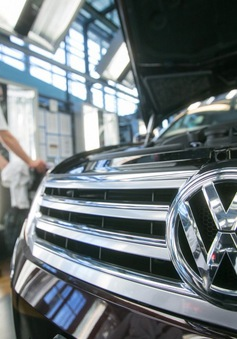 Volkswagen trở lại Iran sau 17 năm vắng bóng