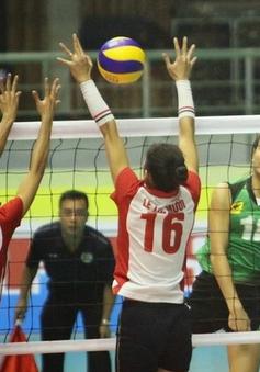 Giải bóng chuyền VĐQG 2016: Chỉ còn lại 1 tấm vé dự Cúp Hùng Vương