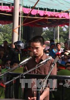 Bác toàn bộ kháng cáo, tuyên y án sơ thẩm vụ thảm sát 6 người tại Bình Phước