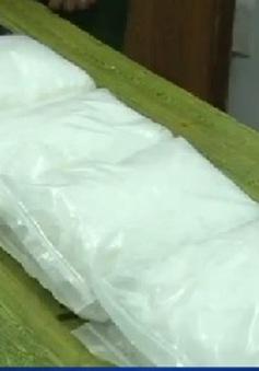 Bắt giữ 15kg ma túy đá tại Tây Ninh