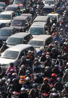 Indonesia: Thiệt hại do tắc đường ở Jakarta lên tới 5,5 tỷ USD/năm