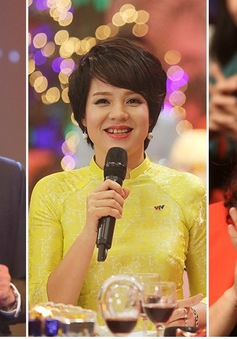 Những MC nổi tiếng VTV3 ngày ấy - bây giờ