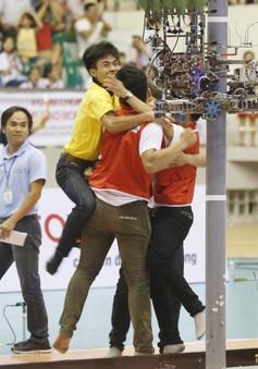 Xem lại VCK Robocon Việt Nam 2016: Các trận đấu tại vòng 1/8