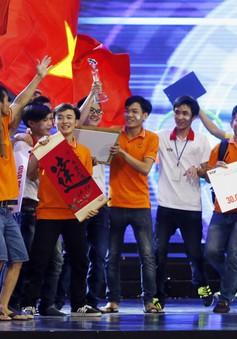 Các đội tuyển nhận được những gì từ Robocon Việt Nam 2016?