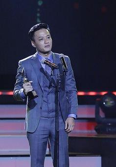 Lê Thành của Người phán xử bất ngờ khi lọt vòng 2 VTV Awards 2017