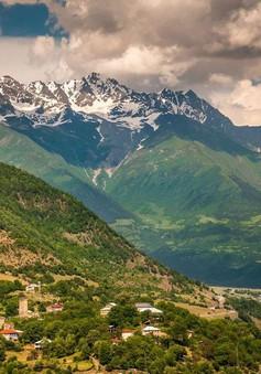 Tận hưởng thiên nhiên kỳ vĩ đầy mê hoặc ở Georgia