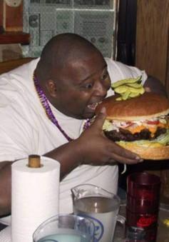 Đến năm 2025, 1/5 dân số thế giới có thể bị béo phì