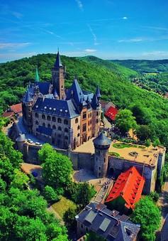 Vẻ đẹp nước Đức nhìn từ máy bay không người lái