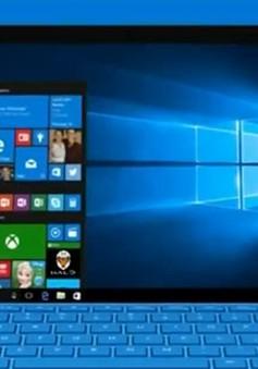 Nâng cấp hệ điều hành Windows 10 sẽ không còn miễn phí