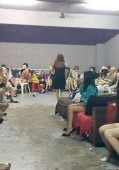 Giải cứu 26 phụ nữ Việt Nam khỏi động mại dâm ở Malaysia