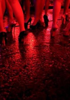 Thái Lan sẽ xóa sổ hoạt động của các phố đèn đỏ