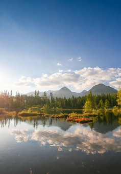 Đắm chìm trong vẻ đẹp yên bình ở Slovakia